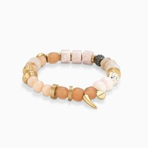 Stella and Dot Anda Intention bracelet- courage